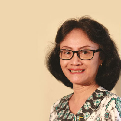Dra. Irene Susida W., M. Pd.