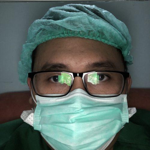 dr. Andry Irawan M.Si.med, SpB, FInaCS