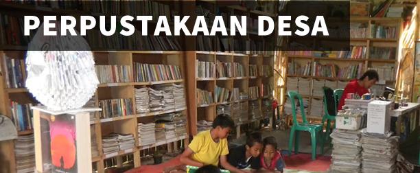 Introducing : Manfaat Keberadaan Perpustakaan Desa Terhadap Minat Baca Anak (2/3)