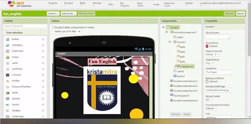 Kelas 9 sudah bikin Android App yang user-friendly & Attractive , Masa sih…?