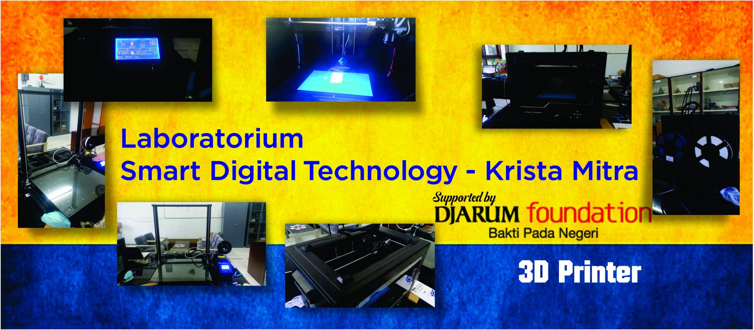 SMART DIGITAL TECHNOLOGY News (1) : Printer 3D